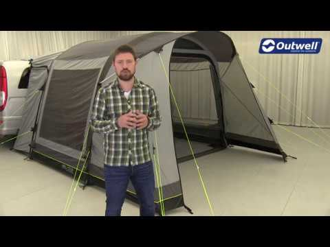 Smart Air Touring Buszelt Kollektionsvideo in Deutsch | Innovative Familien Camping