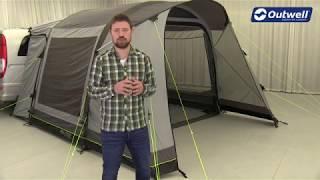 Smart Air Touring Buszelt Kollektionsvideo in Deutsch | Innovative Familien Camping