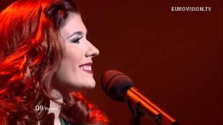 Pernilla Nr Jag Blundar 2012 Eurovision Song Contest Semi Final 1