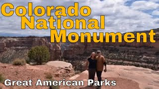 Colorado Monument. Fruita and Grand Junction, Colorado. Sunday Drive. Full Time RV