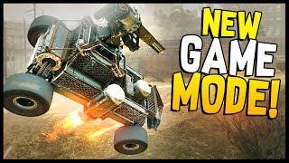 Crossout - 14 KILLS!  AMAZING NEW GAME MODE! Big Black Scorpions Update - Crossout Gameplay