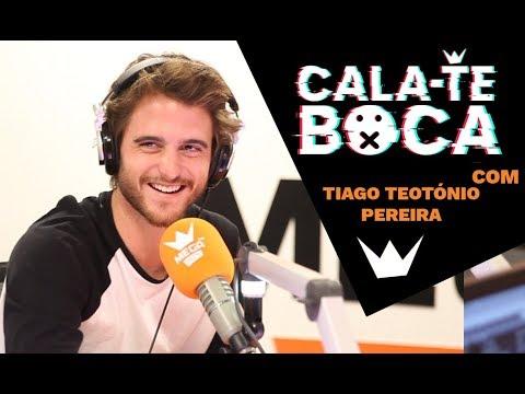 Mega Hits | Snooze - Cala-te Boca com Tiago Teotónio Pereira (видео)