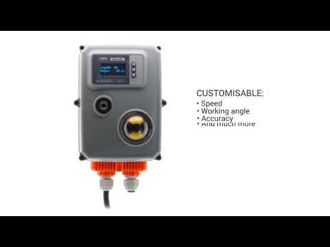 AV Actuators. Обзор электроприводов серии 60-110