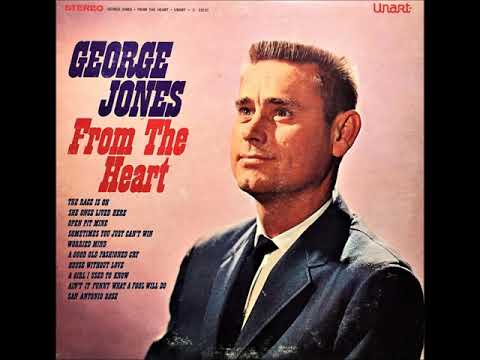 Just A Girl I Used To Know , George Jones , 1962