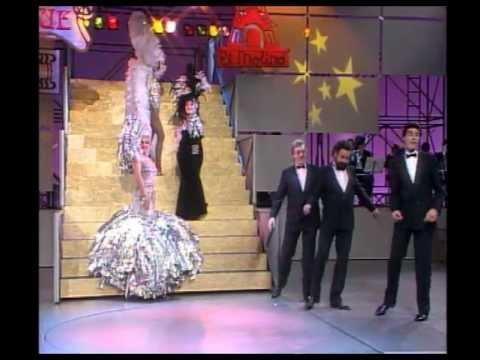LA TRINCA. VADETTES AL NO PASSA RES. Amb La Maña, Amparo Moreno i Dolly Van Doll