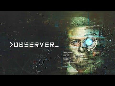 CYBERPUNK HORROR GAME \\ observer_ \\ #sponsored