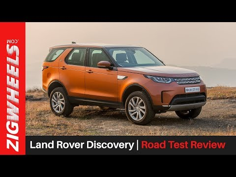 Land Rover Discovery | Road Test Review | ZigWheels.com