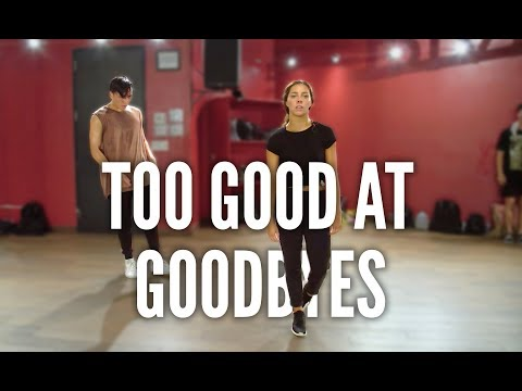 SAM SMITH - Too Good At Goodbyes | Kyle Hanagami Choreography
