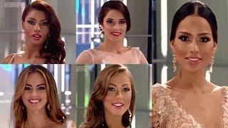 Representantes de Colombia para el 2016
