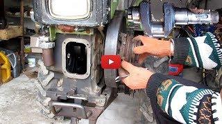 Разборка двигателя мотоблока!