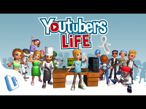 Youtubers Life Official Trailer - Now Available on Steam for PC and Mac thumbnail