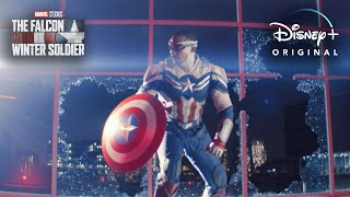 Captain America   Marvel Studios' The Falcon and The Winter Soldier   Disney+
