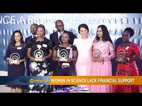 Women in science lack financial support [Grand Angle]