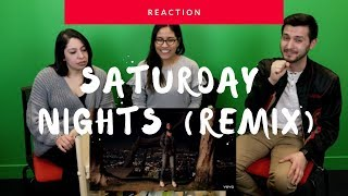 Khalid & Kane Brown | Saturday Nights (Remix) Official Video Reaction | The Millennial Chisme