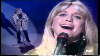 "OLIVIA NEWTON JOHN"" Magic +  Hopelessly Devoted to You + Physical + I honestly love you"""
