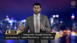 Study in Canada - Pathway to Immigration through Education