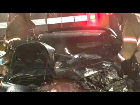 5/21/13 - Portland Or - Pin-in Crash W/ Extrication 11500 Block SE Foster Road Mp3