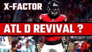 Why Atlanta Falcons Defense is The 2019 NFC South X Factor