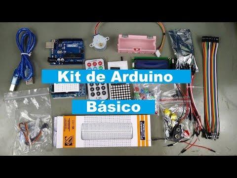Kit Arduino Basico Geekcreit - O que tem dentro? (Banggood)