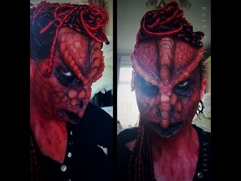 Dragon Lady SFX Prosthetic