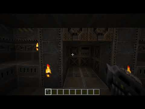 Quake 2 : Map and resource pack Minecraft Project