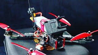 Drone Practice #03 - Skinflats - Long Range Quadcopter - fpv - Long Ranger - Range Test