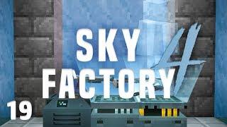 SkyFactory 4 Ep  18 Parabox Power Tips - ChosenArchitect