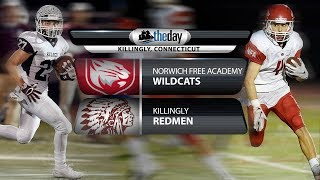 Watch live: NFA at Killingly football