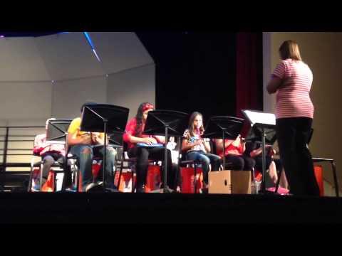 Queen Creek Elementary School Recorder Ensemble