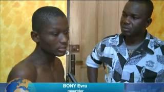 Cote d'Ivoire : Bonoua :Un Brouteur de 18 ans assassine et éventre un enfant de 5 ans