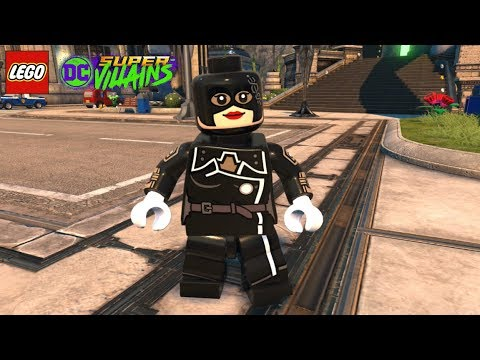 Lego DC Super-Villains Doctor-Light - Unlocked - смотреть