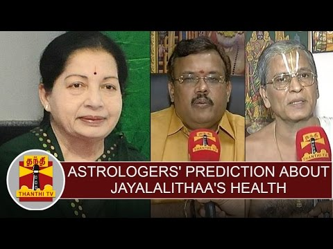Famous-Astrologers-Prediction-about-TN-CM-Jayalalithaas-Health-Thanthi-TV