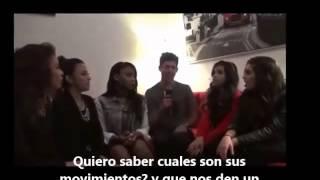 Fifth Harmony Funny Moments Parte 1 (Subtitulado al español)