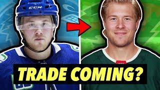 5 NHL Teams That Should Trade For Brock Boeser