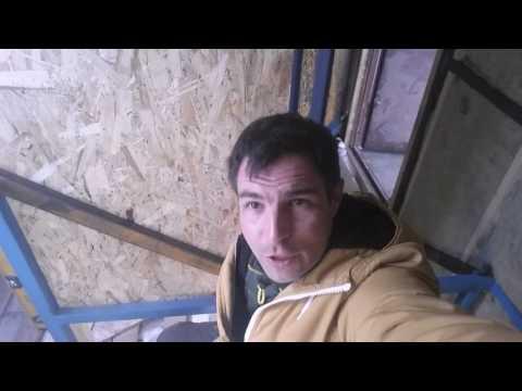 Как построить лестницу в загородном доме ( практично, быстро ,доступно, не дорого!)