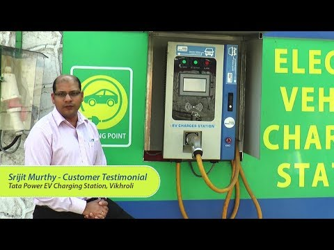 Testimonial by Srijit Murthy - Tata Power EV Charger Customer