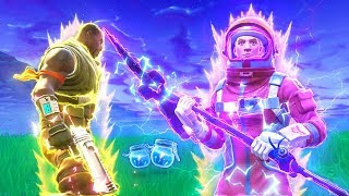 RARE GLOWING AURA GLITCH..!! | Fortnite Funny and Best Moments Ep.33 (Fortnite Battle Royale)
