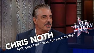 Chris Noth on NYC: