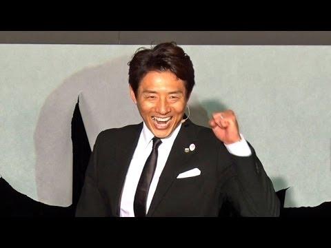 松岡修造、小学校で1日熱血教師 映画『ネイチャー』熱血!特別授業