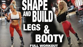Shape And Build Your Legs & Booty