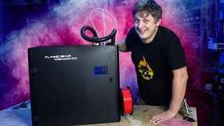 🔥 Лучший 3D-принтер за свою цену — Flying Bear Tornado 2 pro