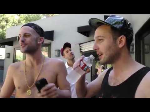 Behind the scenes of Go-Go Boy Interrupted: Making Jimmy Anastasia