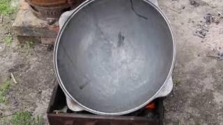 Как правильно ухаживать за чугунной посудой казан