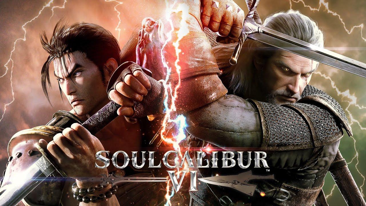 [Random Stream] Soulcalibur VI mit Mik