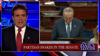 Stop The Tape! – The Partisan Snake in the Senate