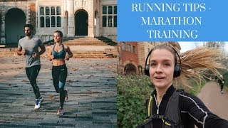 RUNNING TOP TIPS | MARATHON TRAINING | Your Questions