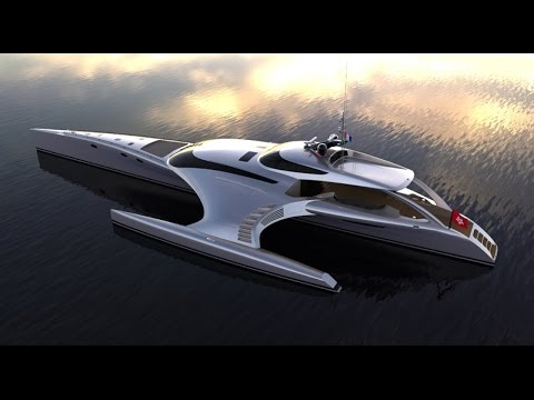 Top 5 Luxury Yachts on earth