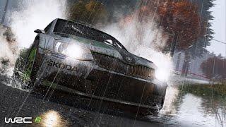 WRC 6 FIA World Rally Championship video