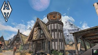 BREEZEHOME TNF- HEARTHFIRE: Player Home!!- Xbox Modded Skyrim Mod Showcase