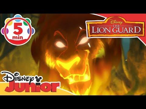 The Lion Guard | Scar Music Video! 🎶 | Disney Junior UK